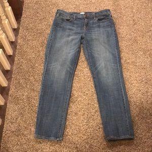 J. Crew Stretch Skinny Jeans Size 32